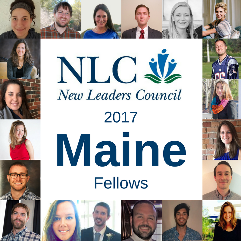 Meet Our NLC Maine 2017 Fellows