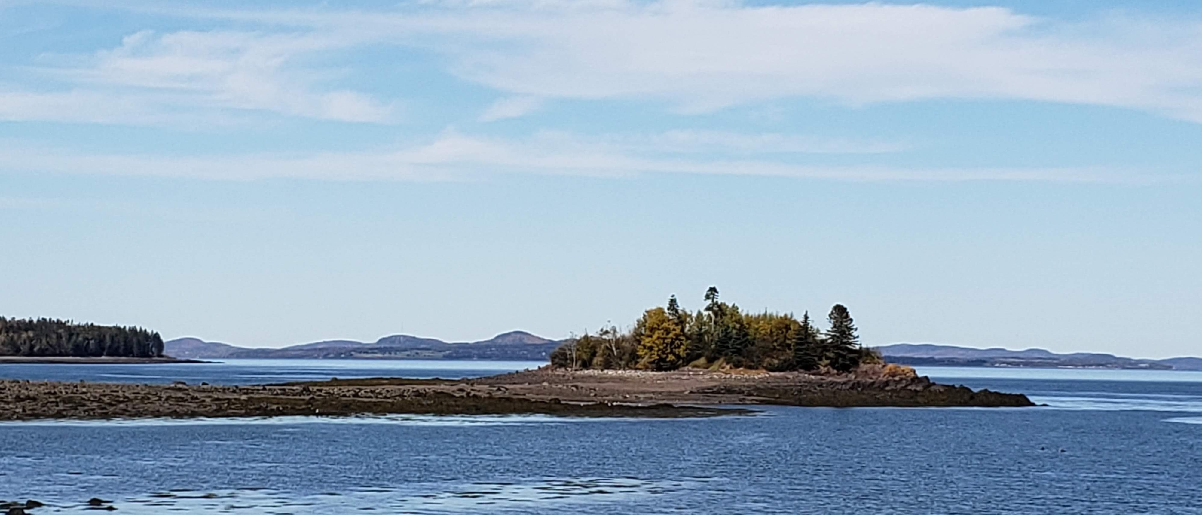 Sipayik Bay Second Island