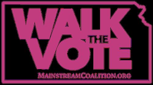 Walk the Vote logo