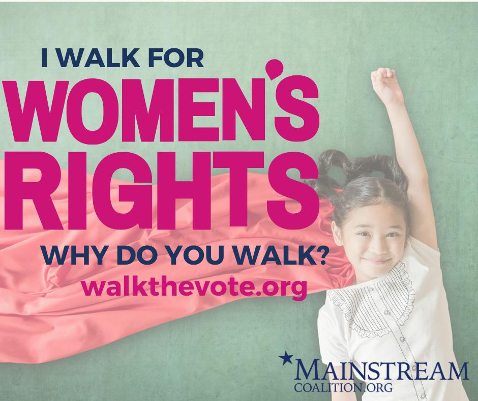 Walk the Vote 2020 promo image
