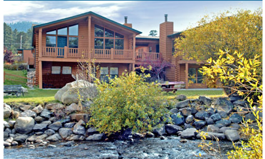 Wyndham property in Estes Park, CO