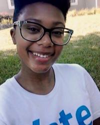 Aria Townsend, 2018 MainStream Intern