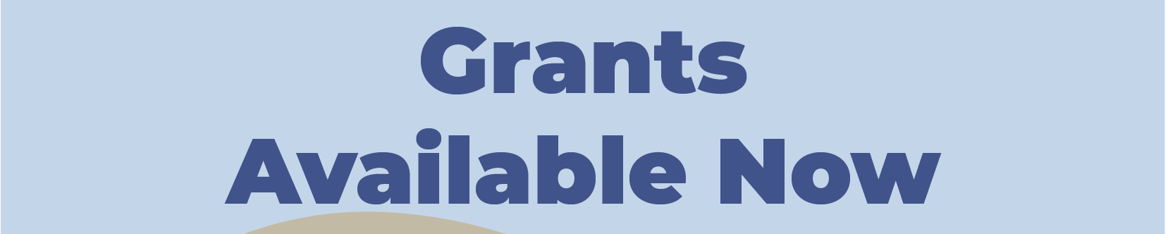 General grants roundup_blue