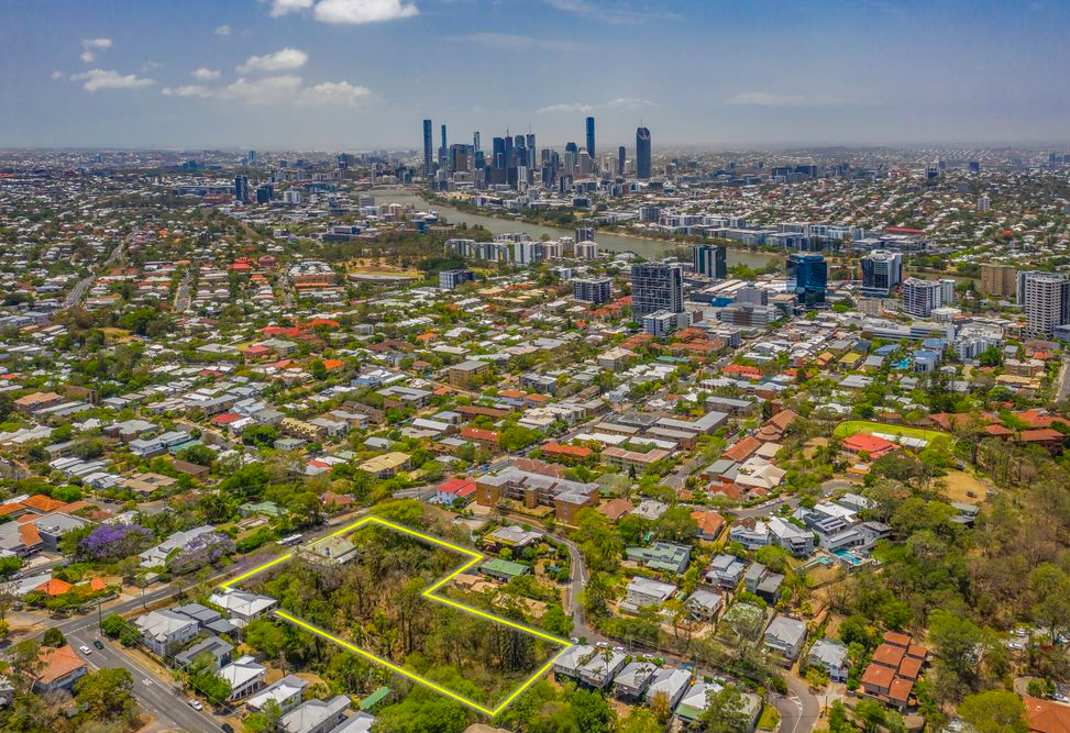 124 Sherwood Rd is up for sale | This block of land is a perfect opportunity for BCC to protect urban bushland and create a community venue