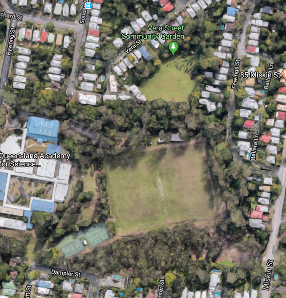 Sign to Keep Toowong Green Spaces Open