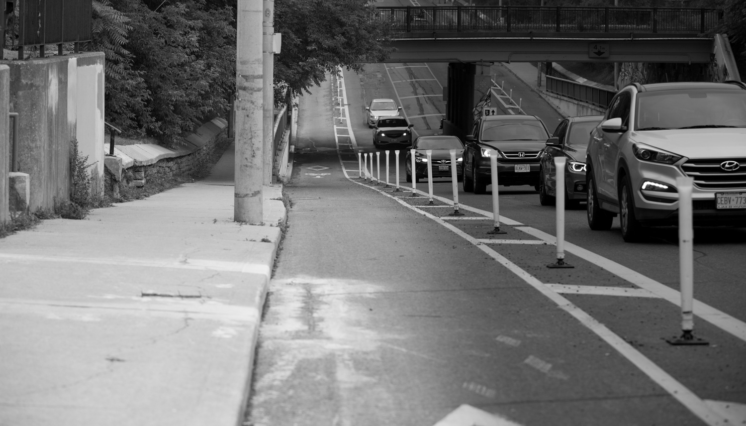 It's time to acknowledge the problems with the Woodbine Bike Lanes.