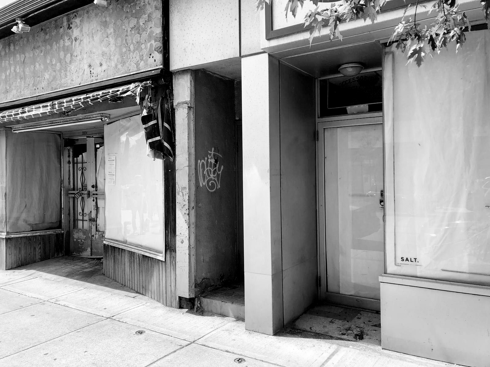 It's time for action on vacant storefronts.