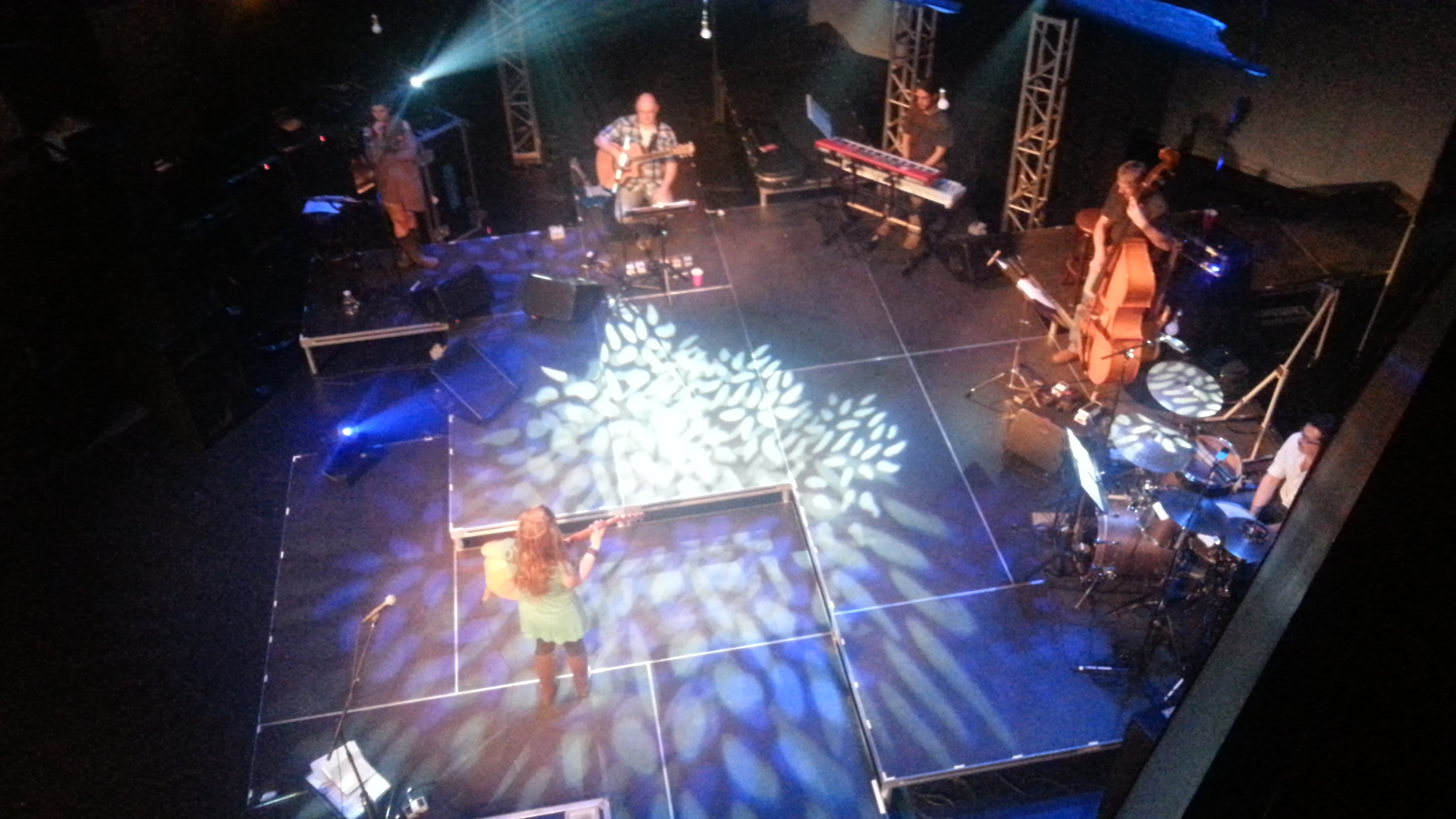 Rehearsal, Chant' Ouest 2014, Edmonton, AB