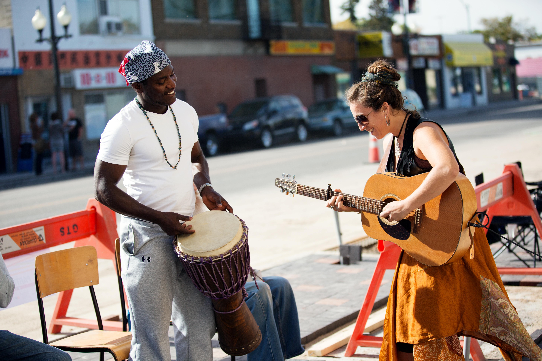 Culture Days, 20th St Saskatoon - September 2013
