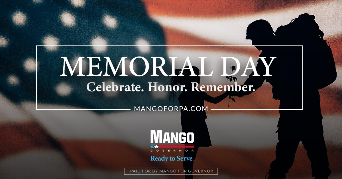 Honor & Remember This Memorial Day