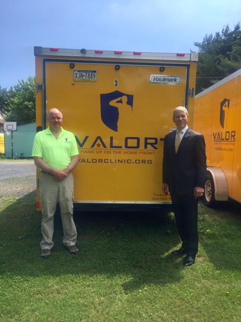 VALOR Clinic Visit