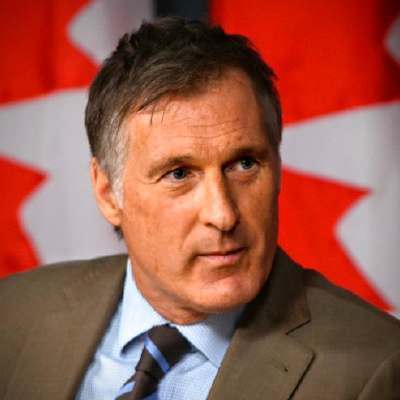 Maxime Bernier, MP