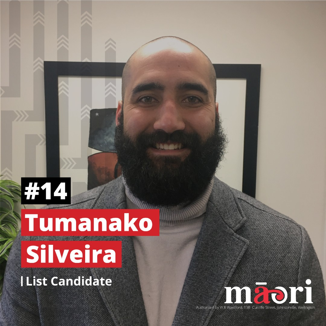 Tumanako Silveira, List Candidate