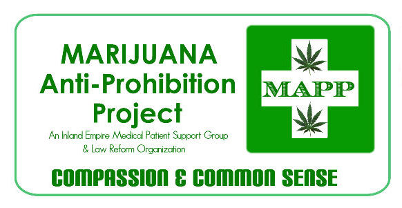 Blog - Marijuana Anti-Prohibition Project