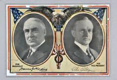 1920 Campaign poster