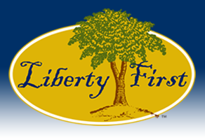 Liberty First logo