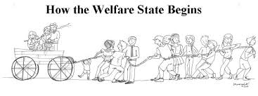 Welfare Starts Out