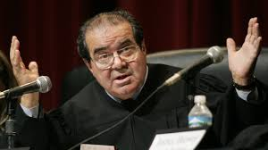 Late Great Justice Antonin Scalia
