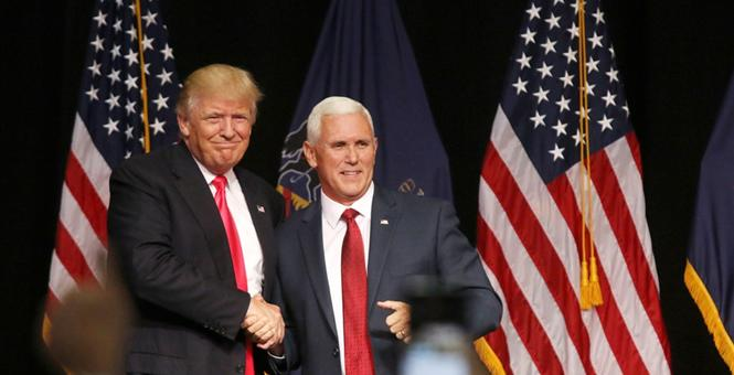 Trump-Pence GOP ticket