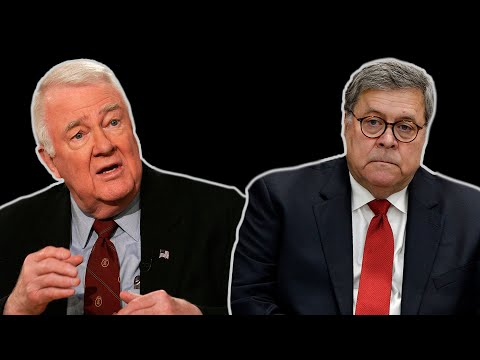 Ed Meese and William Barr