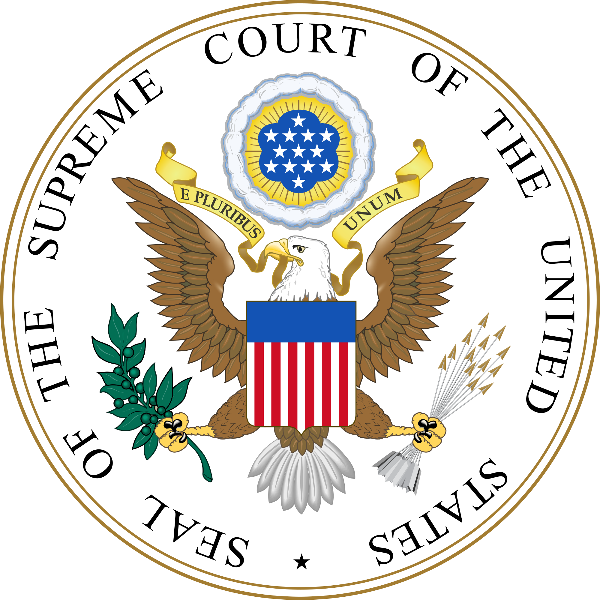 Seal of Supreme Court