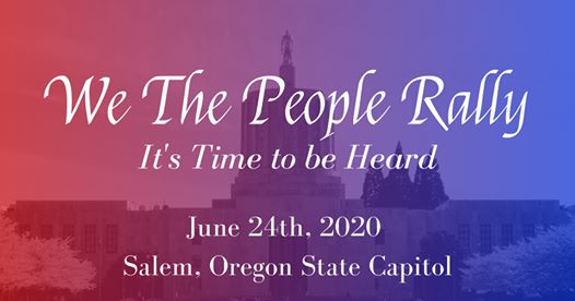 We the People Rally