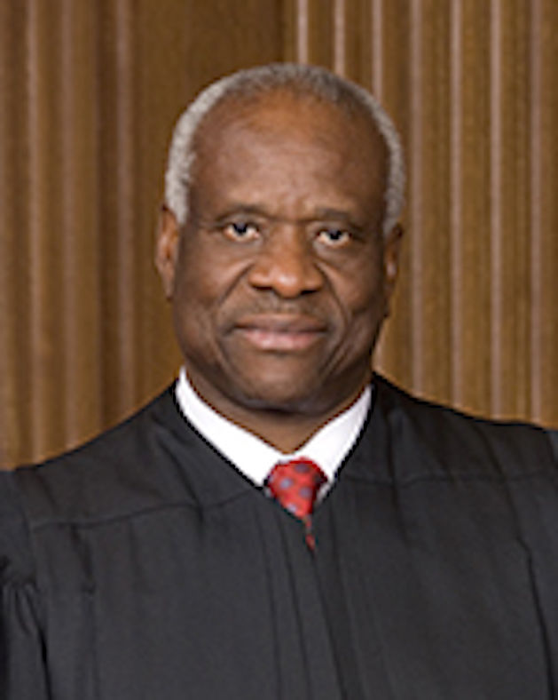 Justcie Clarence Thomas
