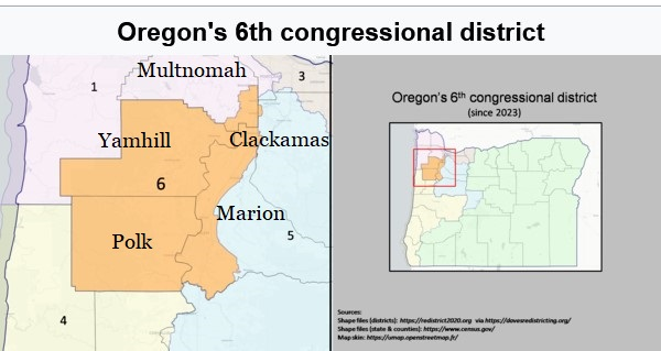 Proposed CD 6