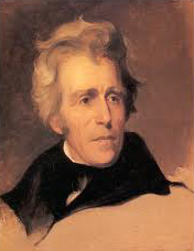 Andrew Jackson - 7th president of the U.S.
