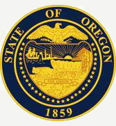 Seal of the great State of Oregon