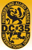 Endorsed by Painters & Allied Trades District Council #35