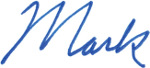 Mark Totten Signature