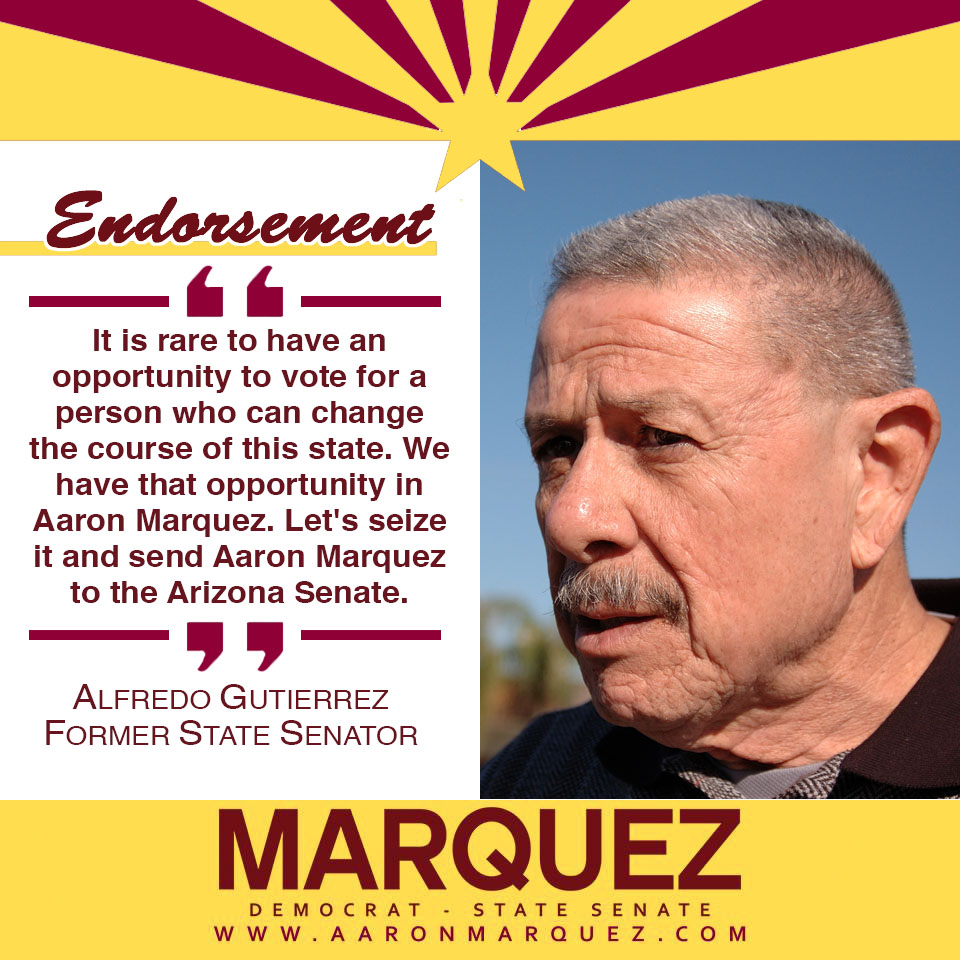 Gutierrez Endorsement