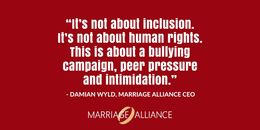 Marriage-Alliance-Australia-Damian-Wyld-Acceptance-Rings-Peer-Pressure-Intimidation.jpg