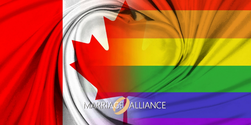 same sex marriage definition canada in Oxnard