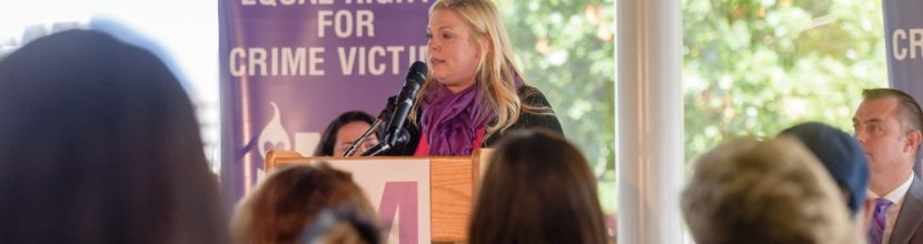 Victims' Advocacy Groups Push 'Marsy's Law' During National Crime Victims' Rights Week