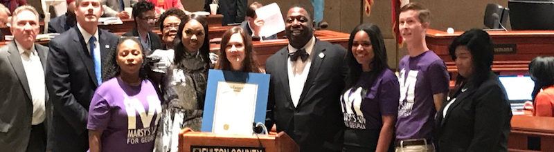 Georgia's Largest County Issues Proclamation In Support of Marsy's Law for Georgia