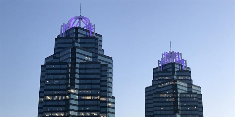 GA King & Queen Buildings