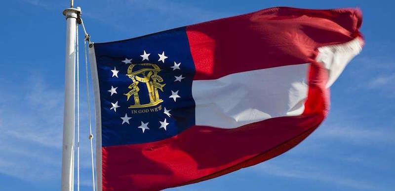 GA State Flag