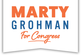 Marty Grohman for Congress