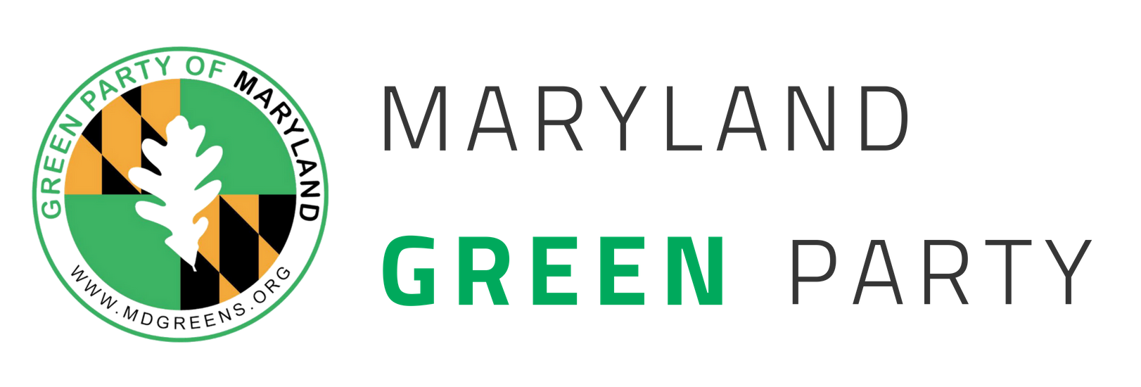 New Party - Maryland Green Party