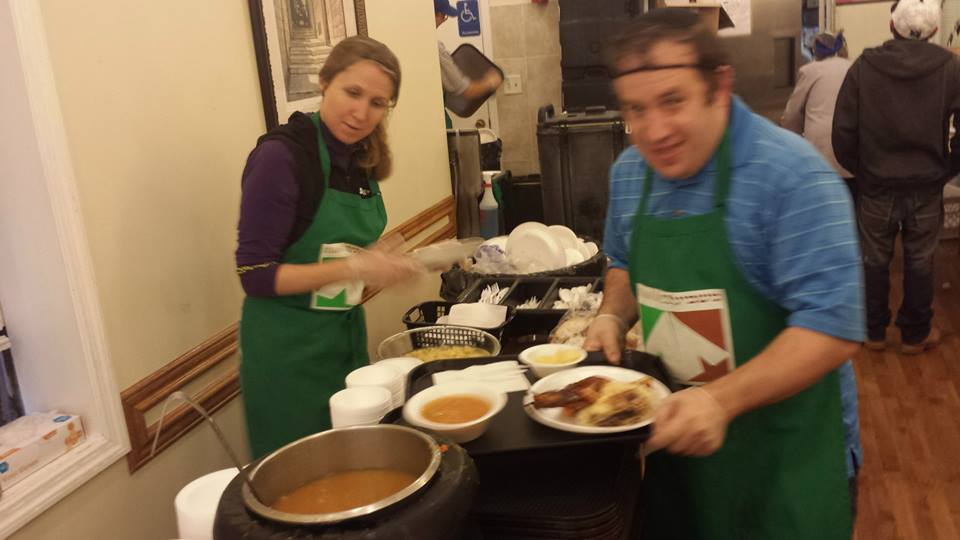 Masbia Soup Kitchen Network helps the homeless and all those in the needy to have a decent meal.