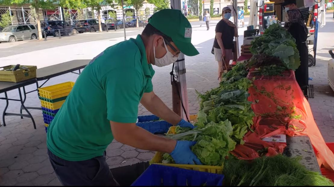 Masbia Soup Kitchen Network helping people in the needy during Labor Day 2020