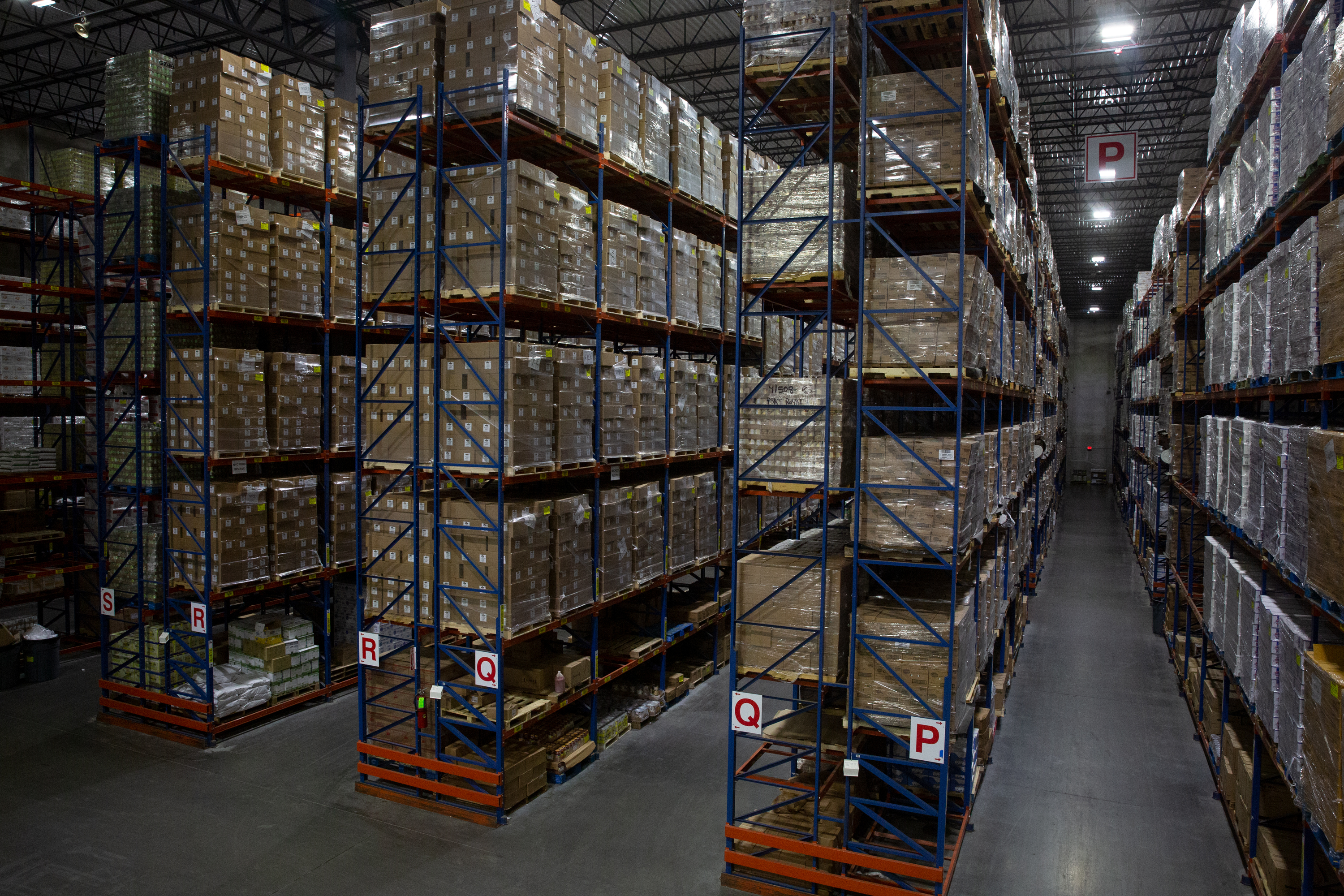 The city has stored 150000 cases of food that will be distributed to people throughout nonprofit organizations like Masbia in New York City and other similar organizations