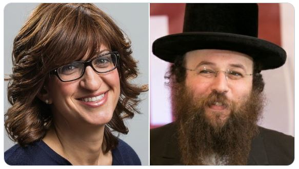Miriam Wallach of Nachum Segal Network interviews Alexander Rapaport ED of Masbia Soup Kitchen Network