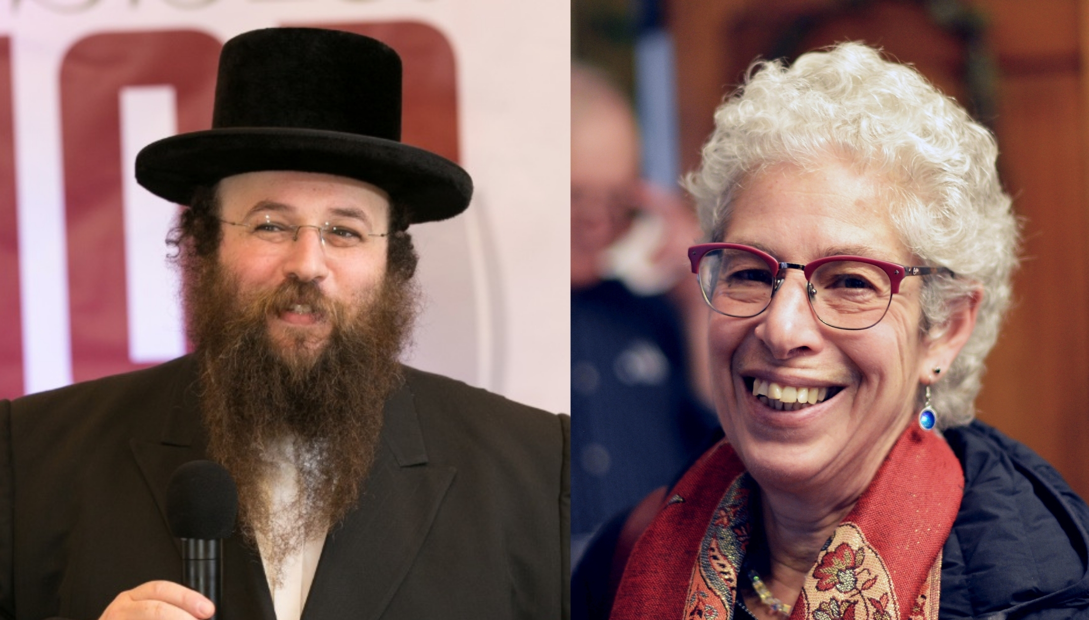 Masbia ED Alexander Rapaport and the Blog Lilith Journalist Eleanor J Bader