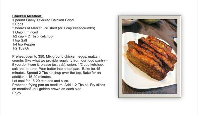 Chicken grind recipe by Chef Jordana Hirschel Masbia Soup Kitchen chicken wings shortage due to Super Bowl 2021