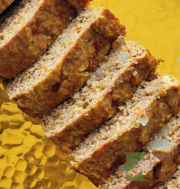 kosher for passover ground chicken recipes for the heimish kitchen chicken loaf by Masbia chef Jordana Hirschel