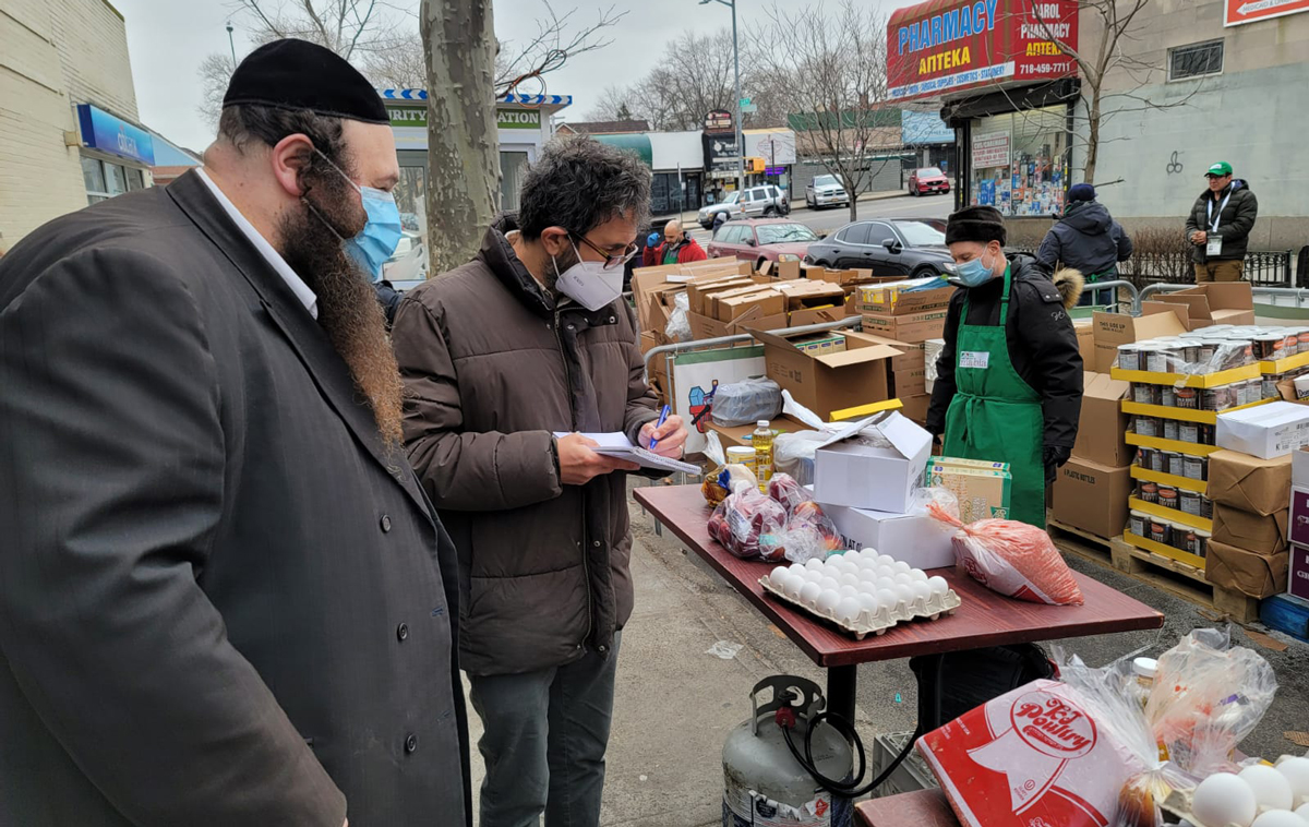 masbia-charity-food-NYT-reporter-and-ED-Alex-Rapaport