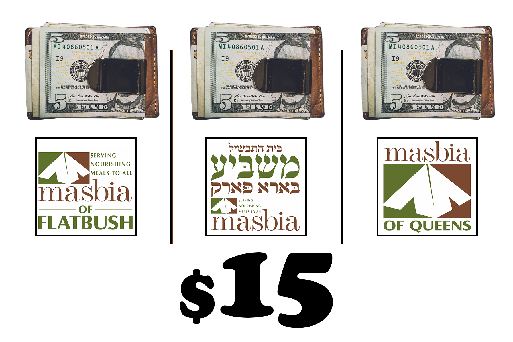 masbia charity food match goal of donor